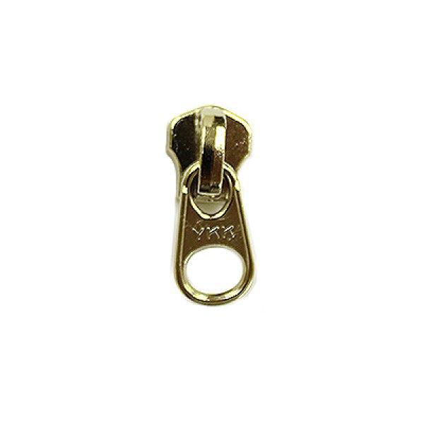画像1: 5番手金属ファスナー用 短引手 N 5ヶ入 (1)