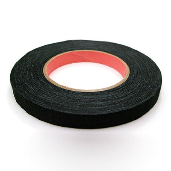 布補強テープ 14mm 黒 38m巻き